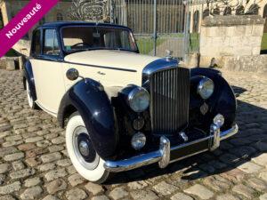 Location Bentley Type R 1953 Mariage