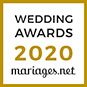 Mariage en Anciennes, gagnant Wedding Awards 2020 Mariages.net