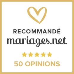 Mariage en Anciennes, recommandé sur Mariages.net