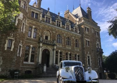 Citroen_Traction 15 Six Location Voiture Mariage