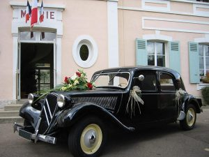 Citroen Traction 11B - Location voiture mariage