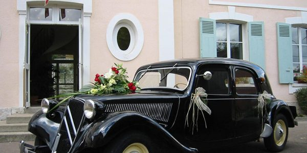 location voiture mariage citro n traction 11 b. Black Bedroom Furniture Sets. Home Design Ideas
