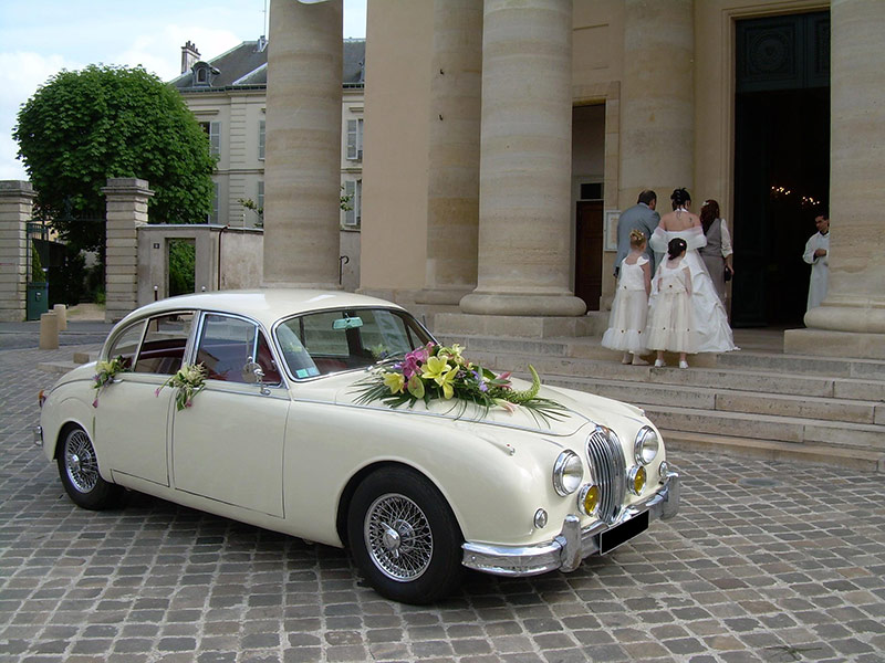 location voiture mariage jaguar mk ii versailles rouen cergy. Black Bedroom Furniture Sets. Home Design Ideas