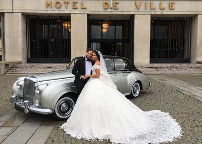 Bentley S1 - Location Voiture Mariage Paris Normandie Oise