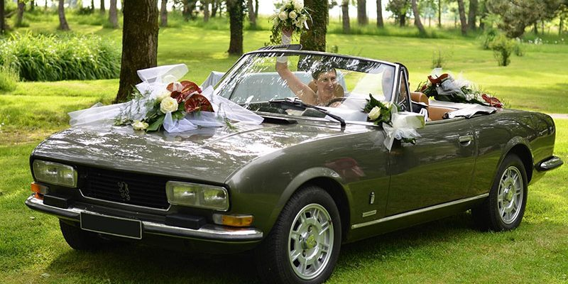 peugeot 504 cabriolet v6 location voitures anciennes pour mariage. Black Bedroom Furniture Sets. Home Design Ideas
